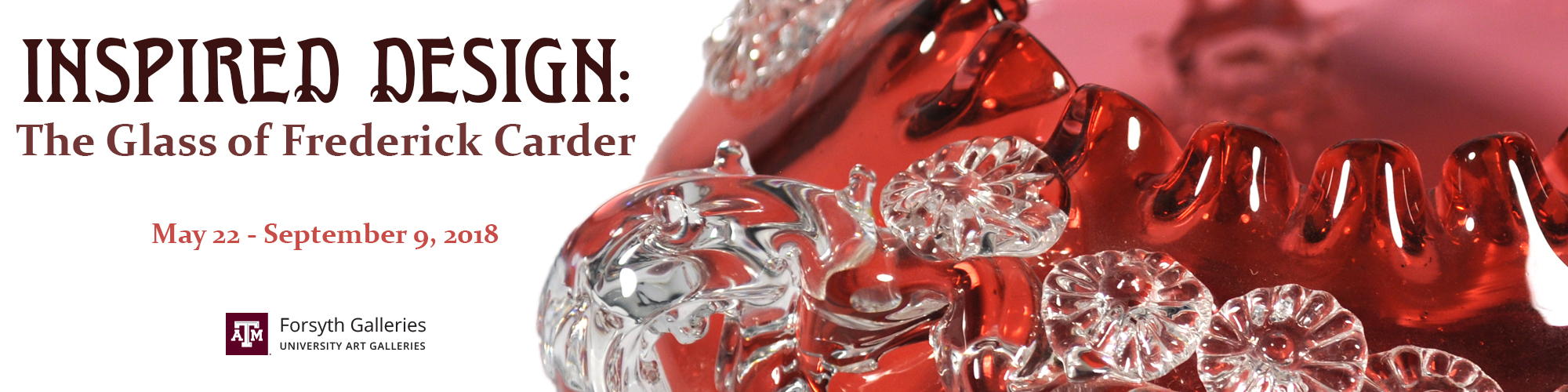 Inspired Design: The Glass of Frederick Carder