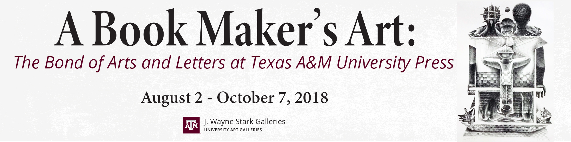 Book Maker's Art Exhibition
